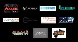 Sponsors Collage